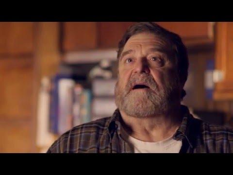 10 Cloverfield Lane: John Goodman Behind the Scenes Movie Interview