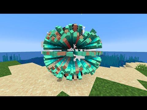 nunca spawne 1000 lulas brilhosas no minecraft