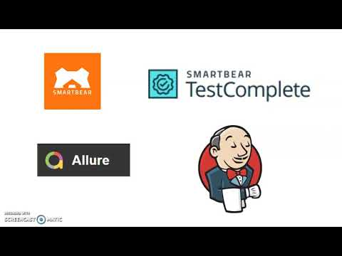 TestComplete - Jenkins Integration with Allure Report
