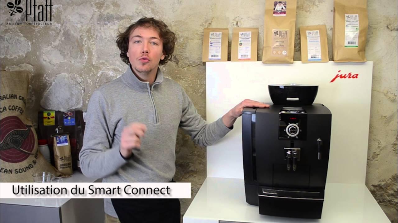 jura smart connect connectez vos mobiles et tablettes. Black Bedroom Furniture Sets. Home Design Ideas