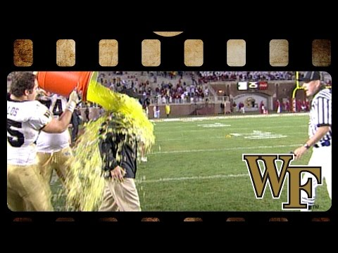 Wake Forest Shuts Out FSU In Tallahassee in 2006 | ACC Hidden Gems