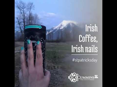 Irish Coffee, Irish nails