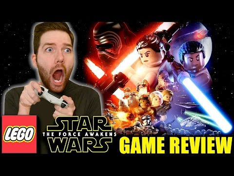 LEGO Star Wars: The Force Awakens - Game Review