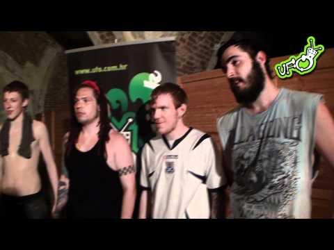 UFO 2011 - The Hostiles Interview