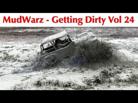 MUDWARZ - GETTING DIRTY VOL 24 - MUD BOG ACTION
