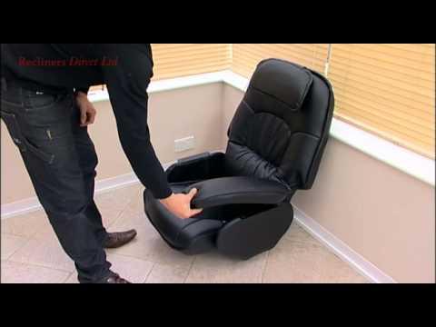 niagara recliner massage chair instructions