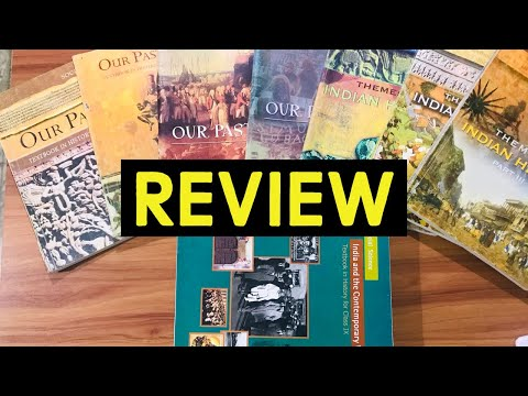 🔥🔥Review complete NCERT BOOK LIST History for UPSC CSE(Ancient, Medieval,Modern & Art and culture)