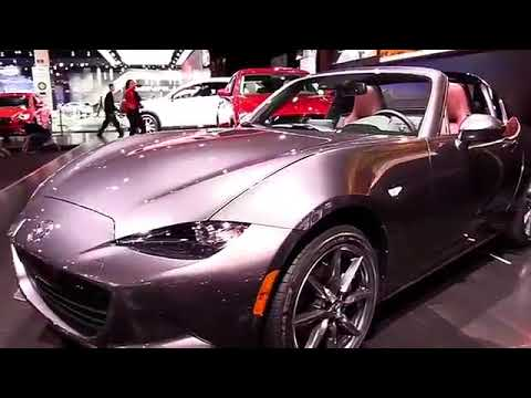 2019 mazda mx 5 miata rf fullsys features new design exterior interior walkaround impression hd. Black Bedroom Furniture Sets. Home Design Ideas