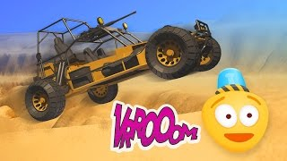 Speed Buggy Cartoon for Kids | Construction 3d video