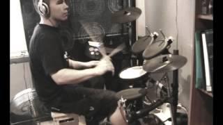 Patrik Fält - Rotten Sound - Targets (Electric Drum Cover)