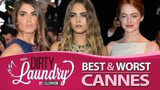 Best & Worst Dressed Cannes Film Festival 2015 - Dirty Laundry