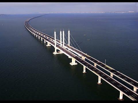 世界の長い橋ランキングベスト10