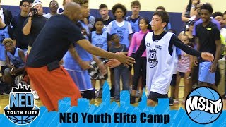 JAYTHAN BOSCH LEGENDARY performance at NEO Youth Elite Camp
