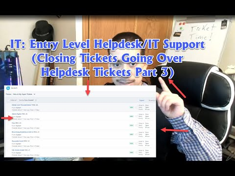 IT: Entry Level Helpdesk/Desktop Support (Troubleshooting Real Life Tickets Part3)