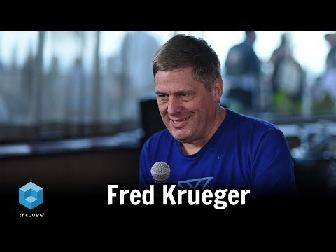 Fred Krueger, WorkCoin | Blockchain Unbound 2018