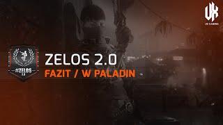 ZELOS 2.0 FINALS   SIEGREICH durch den STURM   PaLadiN