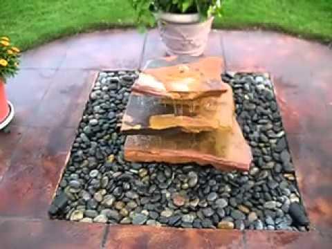Отличный фонтан для интерьера