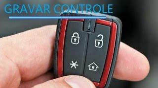 Como codificar controle do alarme positron