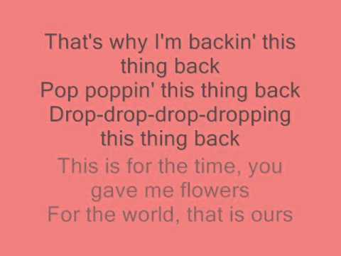 Beyonce - Dance For You (Lyrics)