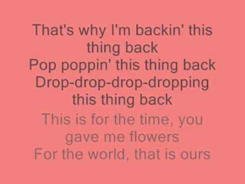 Beyonce - Dance For You (Lyrics)