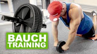 Ab Wheel - Extremes Bauchtraining oder kaputter Rücken?