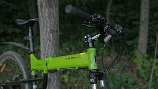 """Обзор складного 26"""" велосипеда Cronus Soldier 1.0"""