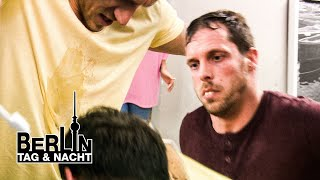 Rache ist süß: Basti kotzt André an 🤮 #2025 | Berlin - Tag & Nacht
