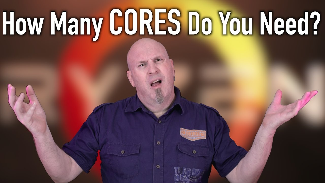 How Many Cores Do You Really Need For Gaming?
