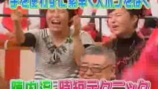 Японские шоу#2|момент из шоу|как быстрее собраться на работу.