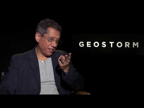GEOSTORM   Dean Devlin directorcowriter