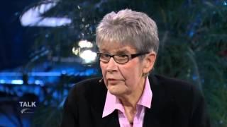 """""""Spiele-Expertin"""" Regine Pfeiffer bei Talk im Hangar-7"""