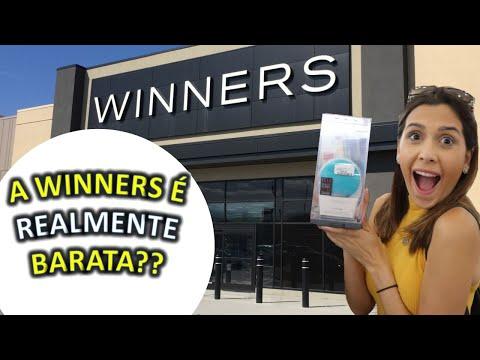 FAZENDO COMPRAS NO CANADA: WINNERS