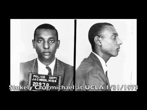 Kwame Ture - The Priciple of Capitalism