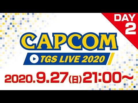 CAPCOM TGS LIVE 2020<DAY-2>