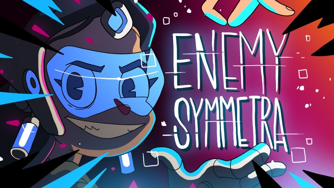 Download ENEMY SYMMETRA (OVERWATCH ANIMATION)