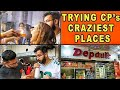 Connaught Place Market, CP Delhi, India - YouTube