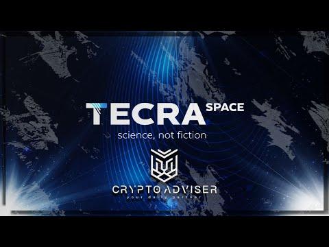 Tecra Space - crypto crowdfunding platform 2021. TecraCoin (TCR)