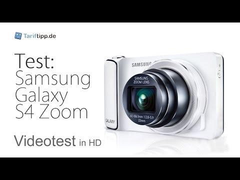 Samsung Galaxy S4 Zoom   Test in deutsch (HD)