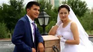 Свадьба в Актобе, Галымжан & Жулдыз