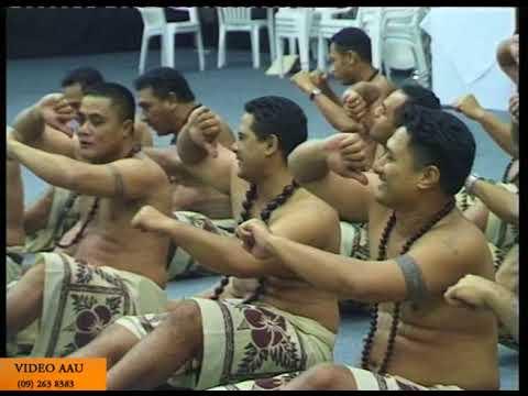 Samoa Police Band - NZ Tour 2001