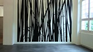 Julian Opie exhibition 2015