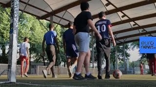 The boys from the banlieues: Where France's World Cup dream began