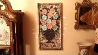 News Paper Crafts For Home Decor