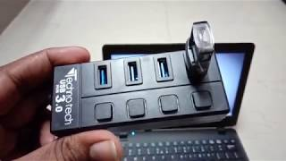 Techno Tech USB Hub 3.0 - 4 Port Review