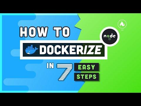 Learn Docker in 7 Easy Steps - Full Beginner's Tutorial