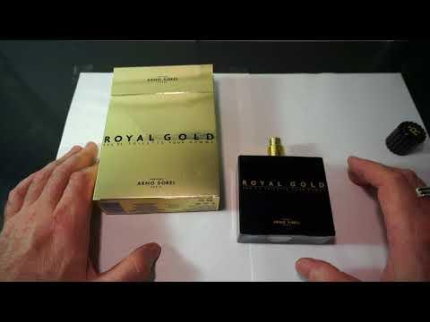 ROYAL GOLD ARNO SOREL парфюм для мужчин