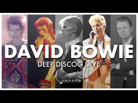DEEP DISCOG DIVE: David Bowie