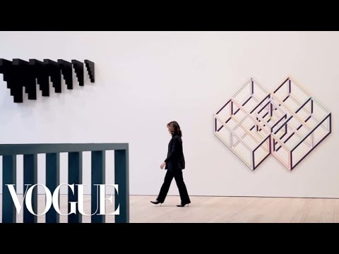 Take a Video Tour of the New Whitney Museum with Curator Dana Miller - Vogue
