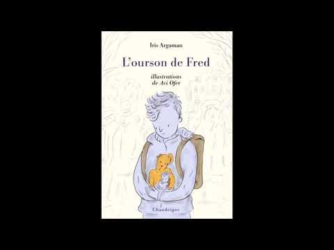 """L'ourson de Fred"" - Radio Judaïca Lyon"