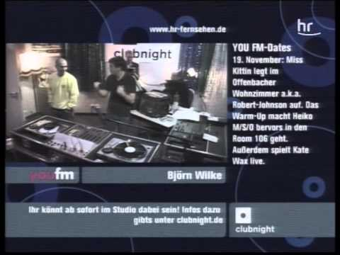 Björn Wilke Youfm Clubnight 12.11.2005
